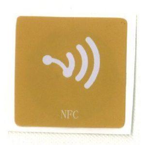 1x NFC Stickers ntag203[de6]–New Génération 08/2014