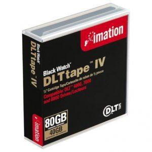 Imation DLT Cartouche de données IV 40–80Go 536M Réf 11776
