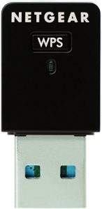 Netgear WNA3100M-100PES – Clé Wi-Fi USB Mini N300 – Compatible Raspberry pi