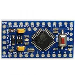 SODIAL(R) Nouvelle version amelioree Pro Mini Atmega328P 5V / blocs de 16MHz For Electronic Media interactif