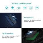 Bqeel Cyber Monday AX9 MAX Android 7.1 2Go/16Go Quad-Core 64bit Wi-Fi 2.4G 802.11 b/g/n Gigabit 100M Android TV Box Smart Box