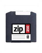 Iomega Zip-disk 250Mo