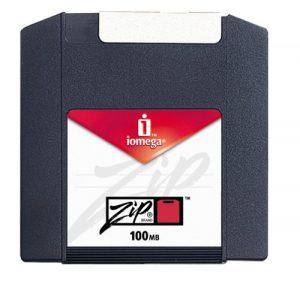 Iomega ZIP 100Mo Cartouche Polish (PC, 3) Projecteur (par le fabricant)