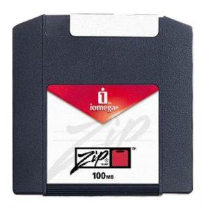 Iomega Zip, disque, Lot de 100Mo de Dix, Formaté pour PC, Multicolore (discontinued par le fabricant)
