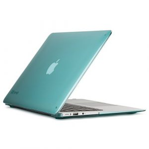 Speck PWZ-2703154 Coque ultra-mince/légère pour MacBook Pro 13,3″ Bleu