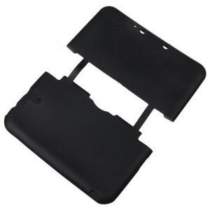 SODIAL(R)NOIR Etui Case Coque Cover Housse Souple Silicone Pour Nintendo 3DS XL LL Jeux