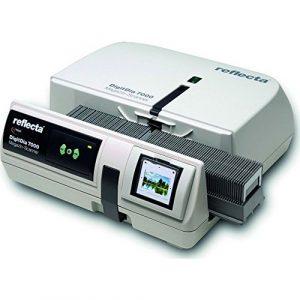 Reflecta – Digitdia 7000 – Scanner Automatique de Diapositives – Nouveau