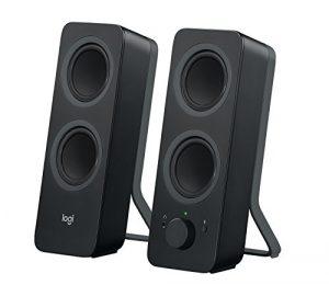 Logitech Z207 – Haut-parleurs Bluetooth/PC – Noir