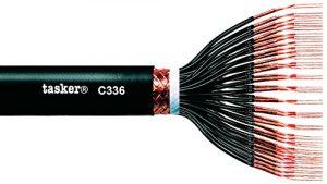 Tasker C336 Multicoeur câble blindé 36x2x0,22 mm² 100 m