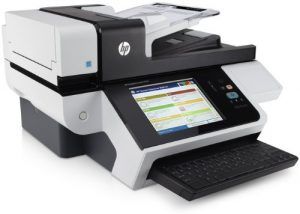 HP Scanjet Enterprise 8500 FN1 Scanner à plat