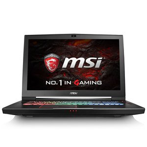 MSI GT73VR 6RF Titan Pro 4K -074FR Ordinateur Portable Hybride 17,3″ Noir (Intel Core_i7, 32 Go de RAM, 1 to, Nvidia GTX1080 GDDR5X, Windows 10)