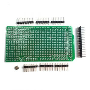 WINGONEER Prototype PCB for Arduino MEGA 2560 R3 Shield Board DIY