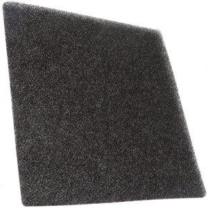 AERZETIX: 10x Filtre de rechange C15169 45ppi pour grille de protection C15119 92x92mm ventilation ventilateur boîtier ordinateur pc