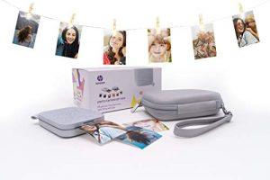 HP Hewlett Packard Sprocket 200 Limited Edition Gift Box Luna Pearl