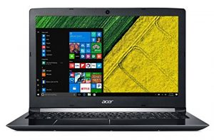 Acer ACA515520HH Ordinateur Portable Hybride 15,6″ Noir (Intel Core_i5, 4 Go de RAM, 128 Go, Windows 10) Clavier AZERTY français