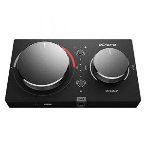 ASTRO Gaming – 939-001730 – MixAmp Pro TR 4e Génération avec son Dolby Audio – Compatible Xbox One, PC, Mac – Noir/Rouge