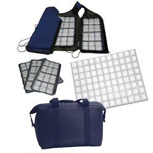 Flexifreeze Personal Cooling Kit with Zipper Vest