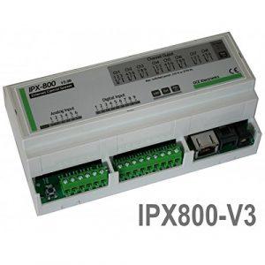 GCE Electronics Carte Relais Webserver IPX800 V3.00