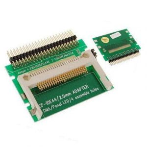 Generic Adaptateur de Voiture ATA Conver CF pter pour Flash Compact vers E ATA 2,5″ IDE Flash vers ATA Convertisseur CT Flash vers 2,5