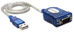 Plugable Adaptateur USB vers Série RS-232DB9(Chipset Prolific PL2303HX Rev d)