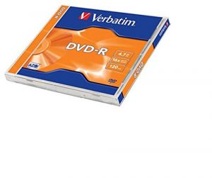 Verbatim DVD-R AZO