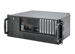 19″ châssis de serveur / rack 4U – IPC-E420 / 35,5 cm