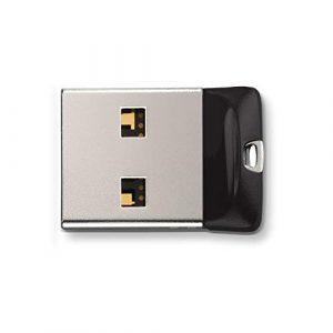 Clé USB 2.0 SanDisk Cruzer Fit 16Go