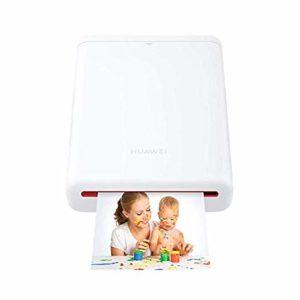 Huawei Imprimante Photo instantanée Portable, Accessoire d'origine, Blanc, 5x 7,6cm