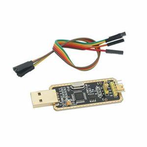 Adaptateur USB vers TTL Serial, convertisseur USB vers série – avec Puce FTDI USB UART IC Compatible Windows 10