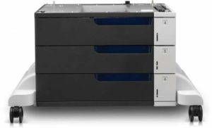 HP Inc. LaserJet 3×500 Sheet Tray **New Retail**, C1N63A (**New Retail** w/Stand)