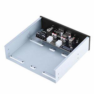 Neborn Commutateur de Commande de Puissance Disque Dur SATA 2,5 Pouces avec Interface IDE et SATA 15 Broches pour Ordinateur de Bureau