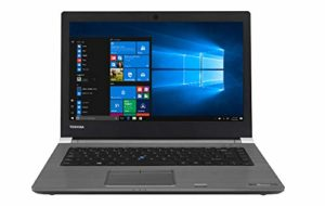 Toshiba Tecra A40-D-17E Notebook avec Intel Core i5-7200U, écran 14″ Full HD LED, 8 Go de RAM, Disque Dur de 512 Go et Windows 10 Pro