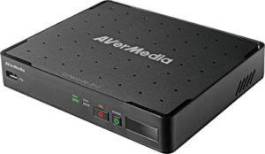 AVerMedia EZRecorder 310 – DVR Enregistreur vidéo HDMI Full HD 1080p, avec Enregistrement à heure programmée (ER310)
