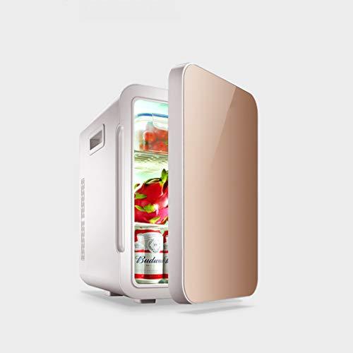 CZBXMini réfrigérateur Refroidisseur et réchauffeur | Capacité 20L | Compact, Portable et Silencieux | Compatibilité AC + DC (Or Porte Simple)