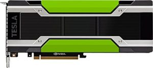 Nvidia Tesla P10016Go PCIe 3.0Passif Accélérateur de processeur Graphique (900-2h400-0000-000)