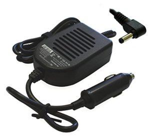 Power4Laptops ASUS VivoBook Flip TP401NA-BZ041T Chargeur Adaptateur CC pour Voiture (Allume Cigare)