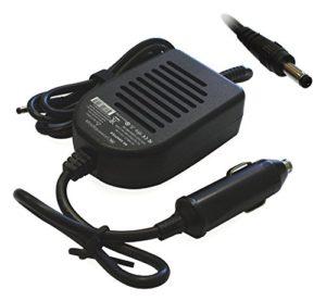 Toshiba Portege Z20t-B-10Z Compatible pour Ordinateur Portable d'alimentation DC Adaptateur Chargeur de Voiture