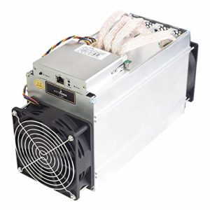 Peanutaoc Antminer L3+ 504MH/s Mining Machine 800W on Wall Scrypt Miner Output Short Circuit Protection Overheat Protection