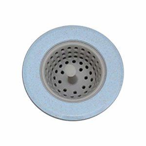 Peanutaoc Filtre pour Lave-Vaisselle Couvercle de Drain de Piscine au Sol pour évier Filtre d'égout Anti-colmatage