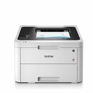 Brother HL-L3230CDW Imprimante Laser | Couleur | Silencieuse 45db | Recto-Verso | 18ppm | Ethernet & Wi-FI