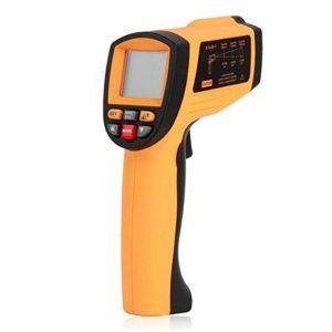 PhilMat Lcd gm1150 sans contact ir laser numérique thermomÚtre infrarouge thermomÚtre pointe du fusil de -50 à 1150 degrés