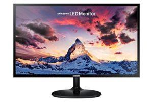 Samsung S27F354 Ecran PC, Dalle Pls 27″, Résolution FHD (1920 x 1080), 60 Hz, 4ms, AMD Freesync, Noir