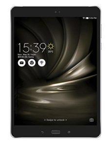 Asus zenpad 3S z500kl-z300cg-1a009a Tablette 9,7(24,6cm, 2K résolution) (Qualcomm Snapdragon 650Hexa de Core, mémoire vive 4Go, 32Go Disque dur, Android 6.0) Gris