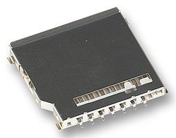 Card, MMC, W/Metal Cover sdcmf-10715W1t0Pack Of 5by Multi Comp