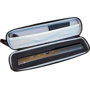 Étui Rigide pour scanners de Poche Portables iScan, Aoleca, AOZBZ, Flagpower, Gazechimp, Diancui, LOETAD, Symboat, HITECHLIFE