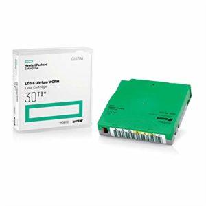 HPE HPE LTO-8 Ultrium 30TB RW