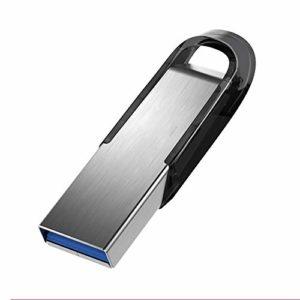ZUEN Clé USB 256 Go 128 Go 64 Go 32 Go USB 3.0 Stylo en Métal Clé USB 16 Go Clé USB Périphérique De Stockage Disque U,256GB