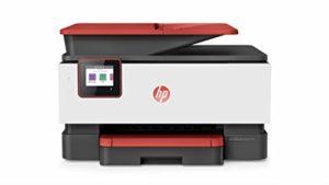 HP OfficeJet Pro 9016 Corail Imprimante Tout-en-un (Jet d'encre, Couleurs, Wi-Fi, Jusqu'à 22 ppm, Recto-Verso, A4) – Instant Ink – Economisez jusqu'à 70% sur le prix de l'encre