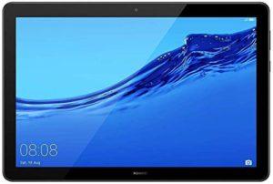 HUAWEI MediaPad T5 10 Wi-Fi Tablette Tactile 10.1″ Noir (64Go, 4Go de RAM, Android 8.0, Bluetooth)