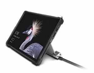 Kensington Câble de Sécurité pour Surface Pro et Surface Go avec Verrouillage Non Invasif Robuste et Câble en Acier Carbone – 1,8 m de Long (K62044WW)
